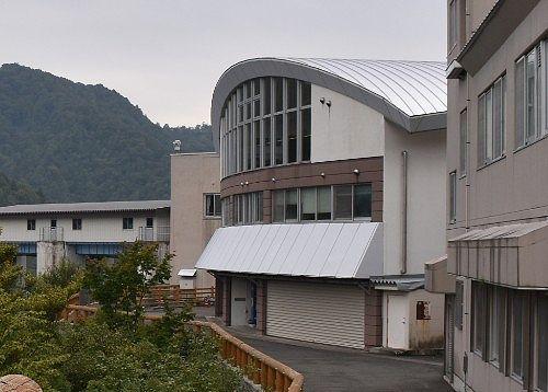 矢木沢ダム防災資料館(ネイチャービュー矢木沢)