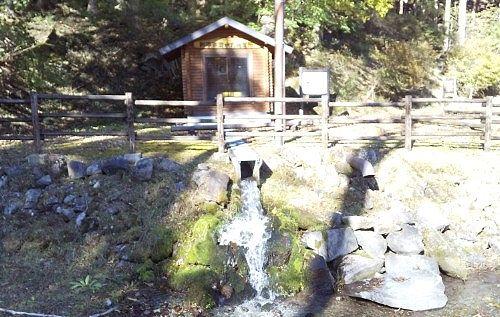 利平茶屋水力発電所