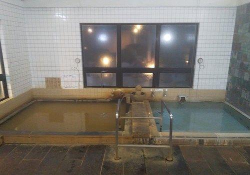 温泉内風呂