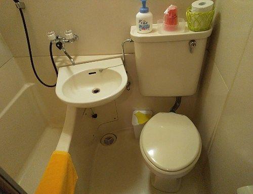ユニットバストイレ