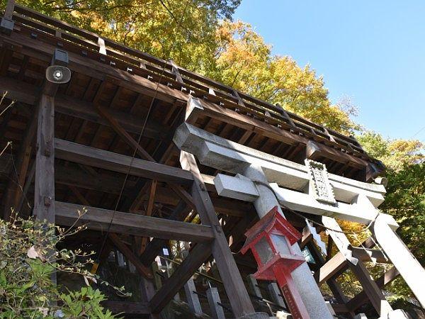 老神温泉赤城神社