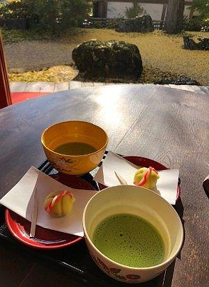 吉祥寺抹茶カフェ