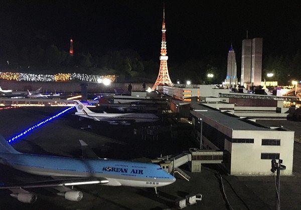 東武ワールドスクエアイルミネーション2