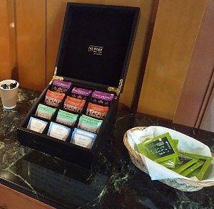 紅茶フリードリンク