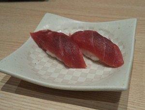 まぐろ赤身寿司
