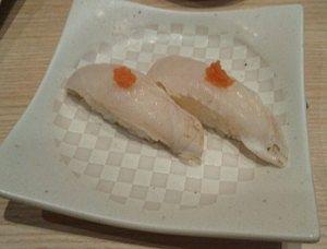 とらふぐ寿司