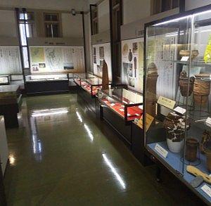 歴史展示コーナー