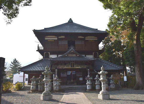 曹源寺栄螺堂(さざえ堂)