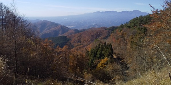 赤城山紅葉絶景