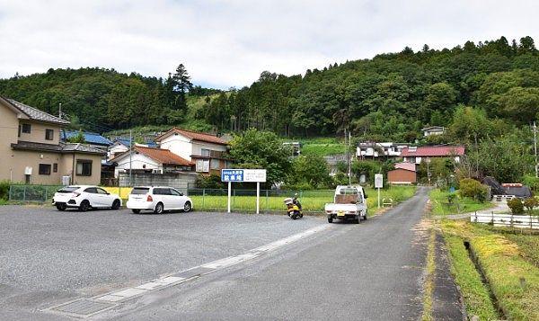 大慈寺駐車場