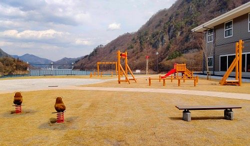 子供の遊べる公園