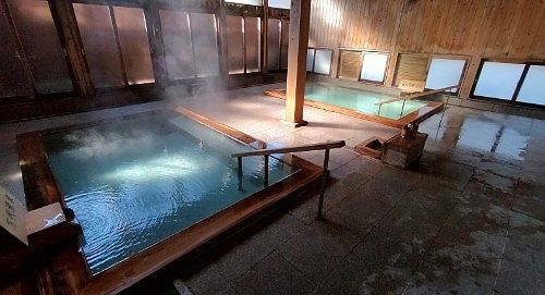 遊山の湯の内風呂