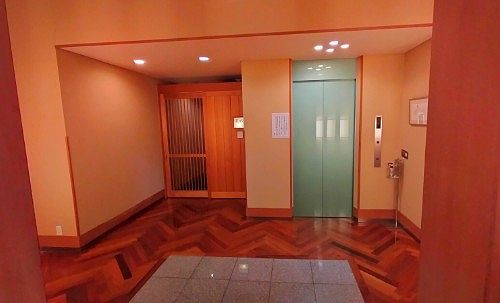 雲松庵エレベーター