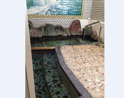 女性専用大浴場の様子