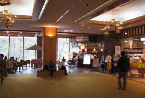 ハワイアンズホテル売店