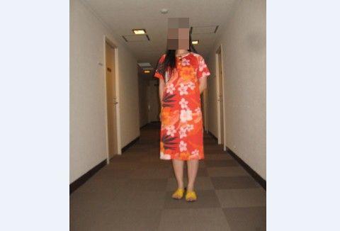 ハワイアンズホテル女性用アロハ