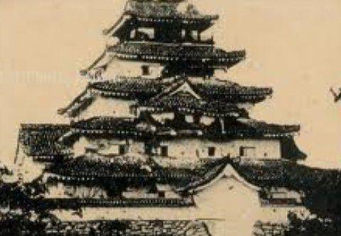 江戸時代の鶴ヶ城
