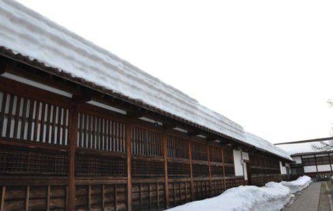 日新館の建物
