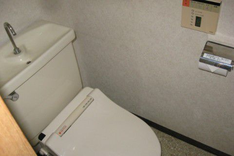 伊東園ホテル草津 客室トイレ