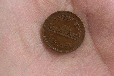 10円玉実験