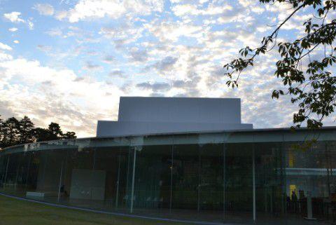 金沢21世紀美術館外観
