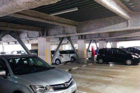 提携駐車場