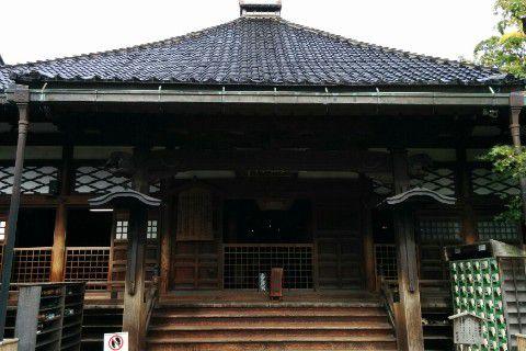 妙立寺本堂