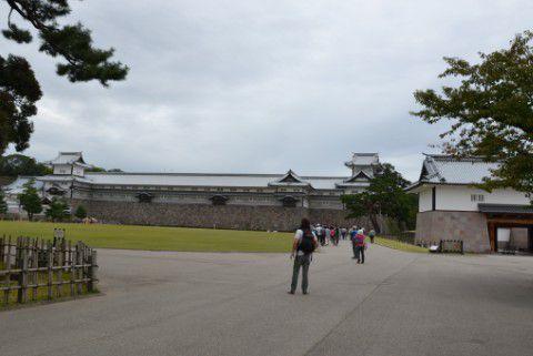 三ノ丸広場