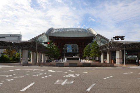 金沢駅前交差点
