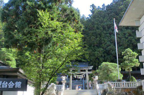 高山祭屋台会館前