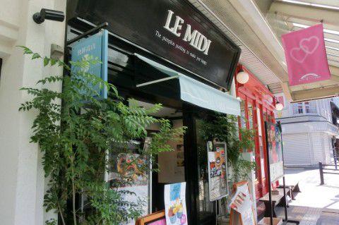 LE MIDI 店舗