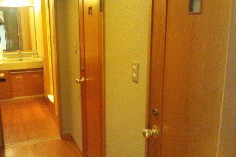 特別室トイレ