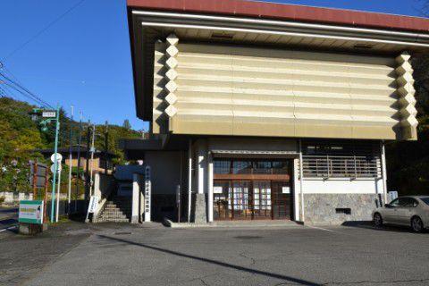 太田市立藪塚本町歴史民俗資料館脇駐車場