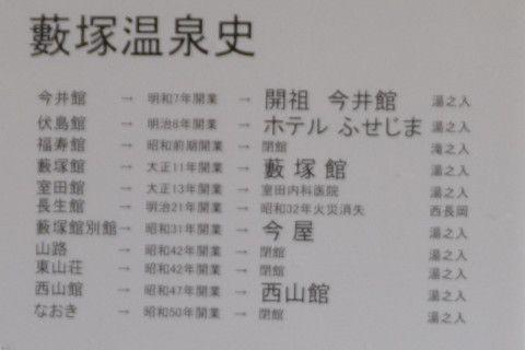 藪塚温泉史