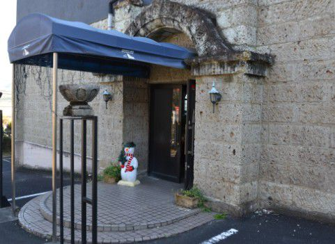 桐生自動車博物館入口