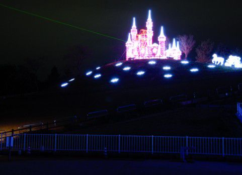 レーザー光線