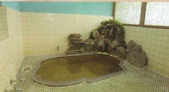 湯元 藪塚館のお風呂