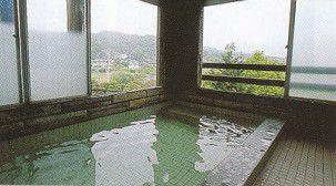 西山館のお風呂