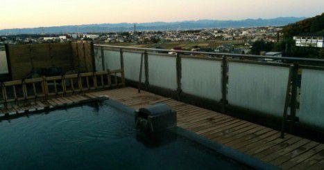 ホテルふせじまのお風呂