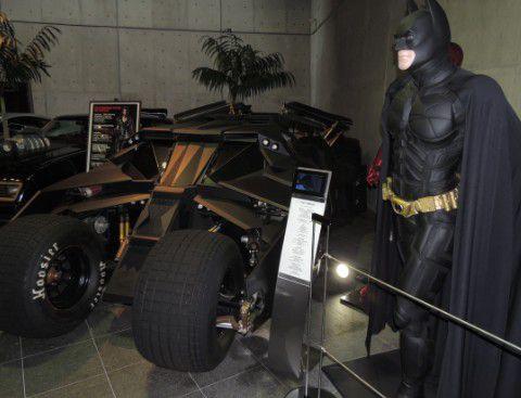 バットマンとタンブラー
