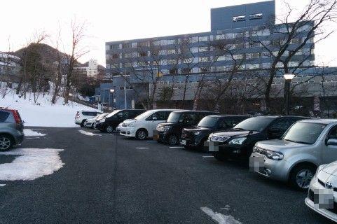 ホテル木暮駐車場