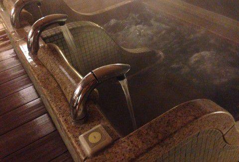 半身浴風呂