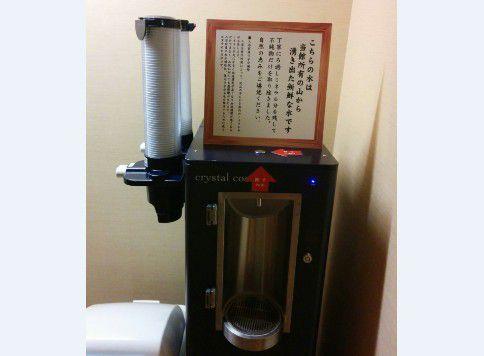湧き水サービス