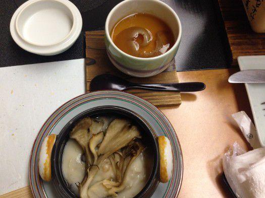 フカヒレ茶碗蒸し