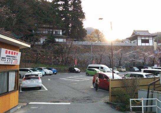 観音下駐車場