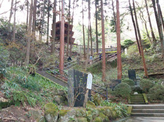 沢山の階段