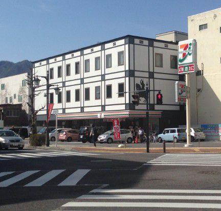 セブンイレブン上田城大手門店