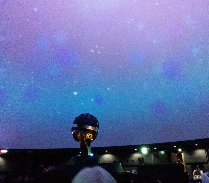 コニカミノルタプラネタリウム満天
