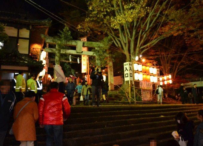 西の宮神社前