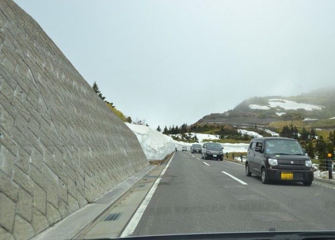 雪の回廊始まり